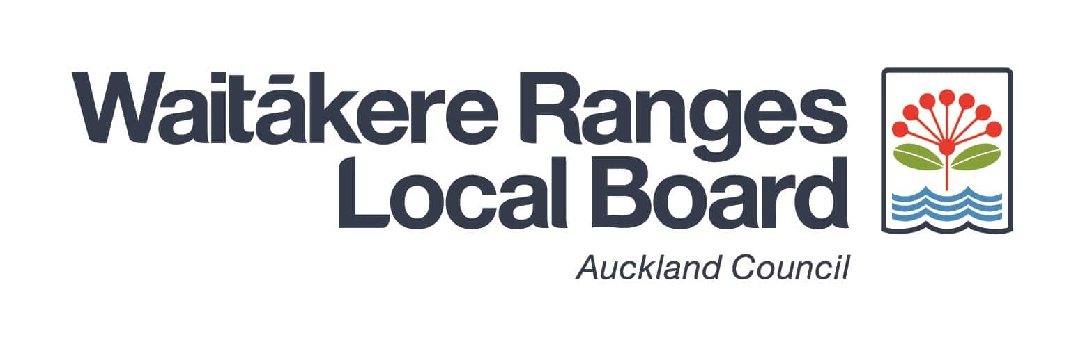 Waitakere Ranges Local Board Logo