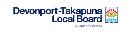 Devonport-Takapuna local board Logo